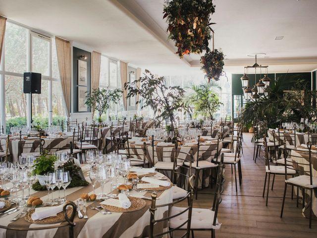 La boda de Javier y Blanca en Valdetorres De Jarama, Madrid 26