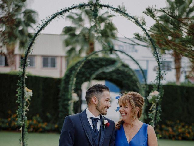 La boda de Ismael y Sandra en Alhaurin De La Torre, Málaga 9