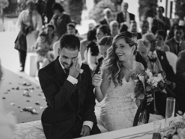 La boda de Ismael y Sandra en Alhaurin De La Torre, Málaga 13