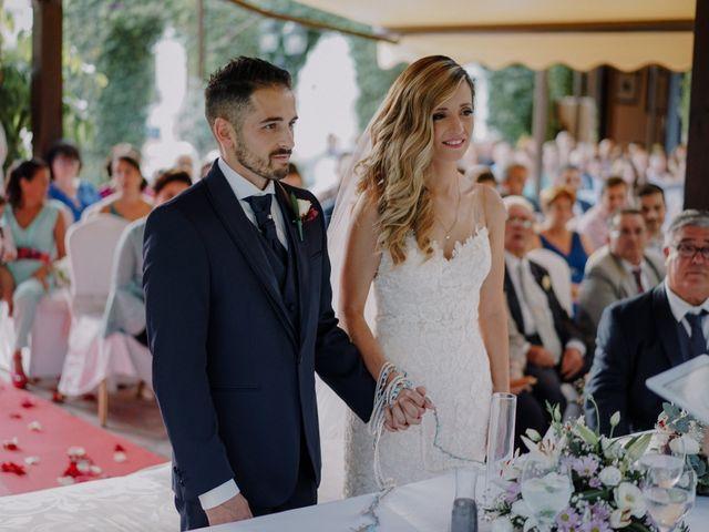 La boda de Ismael y Sandra en Alhaurin De La Torre, Málaga 15