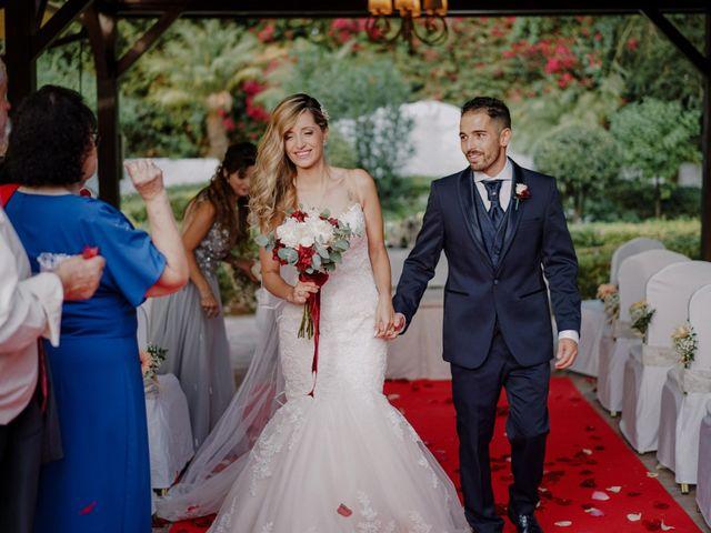 La boda de Ismael y Sandra en Alhaurin De La Torre, Málaga 17