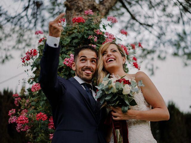 La boda de Ismael y Sandra en Alhaurin De La Torre, Málaga 21
