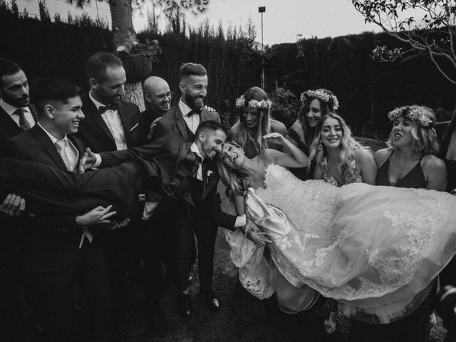 La boda de Ismael y Sandra en Alhaurin De La Torre, Málaga 22