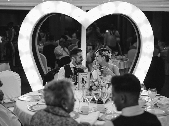 La boda de Ismael y Sandra en Alhaurin De La Torre, Málaga 2