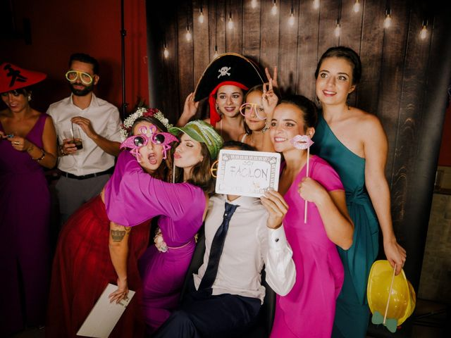 La boda de Ismael y Sandra en Alhaurin De La Torre, Málaga 30