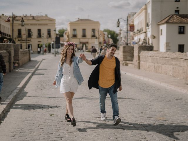 La boda de Ismael y Sandra en Alhaurin De La Torre, Málaga 32