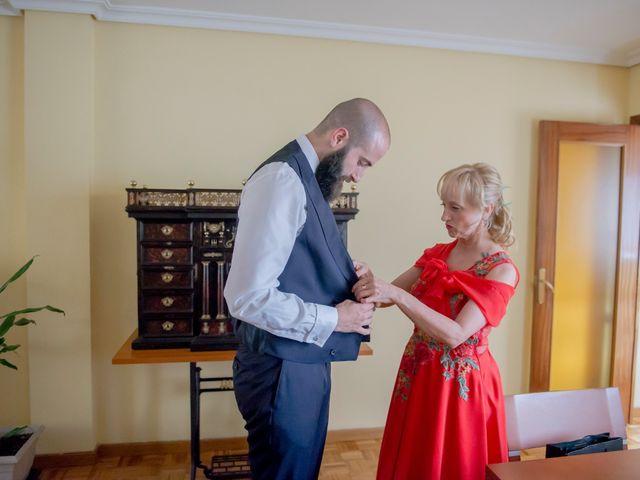La boda de Miguel y Cristina en Cabezon De Pisuerga, Valladolid 18