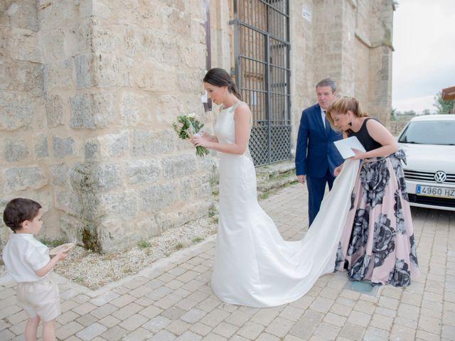 La boda de Miguel y Cristina en Cabezon De Pisuerga, Valladolid 21