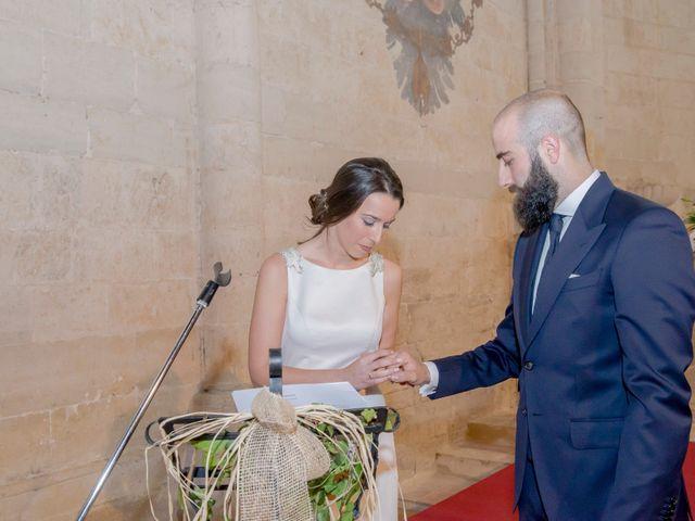 La boda de Miguel y Cristina en Cabezon De Pisuerga, Valladolid 22