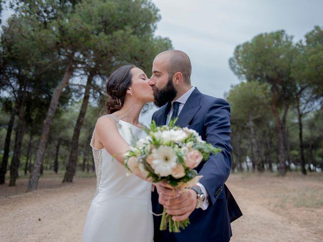La boda de Miguel y Cristina en Cabezon De Pisuerga, Valladolid 24