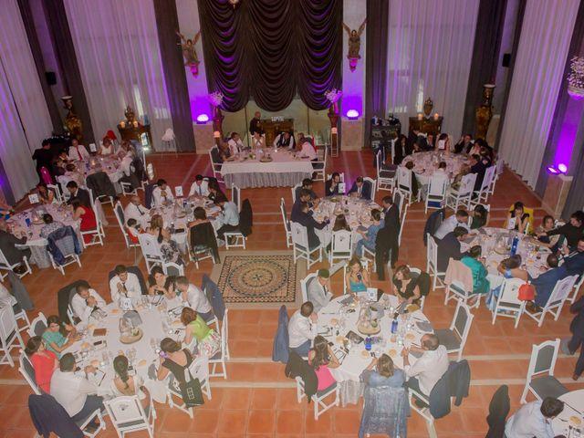 La boda de Miguel y Cristina en Cabezon De Pisuerga, Valladolid 27