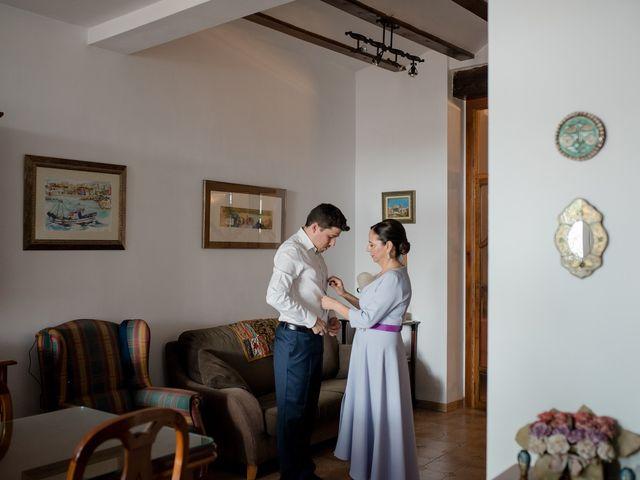 La boda de Álvar y Pilar en Alginet, Valencia 1