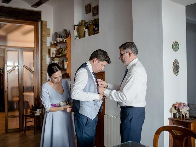 La boda de Álvar y Pilar en Alginet, Valencia 9