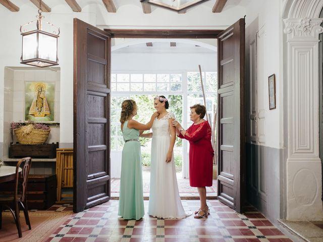 La boda de Álvar y Pilar en Alginet, Valencia 29