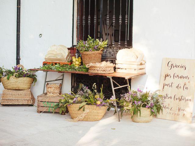 La boda de Álvar y Pilar en Alginet, Valencia 37