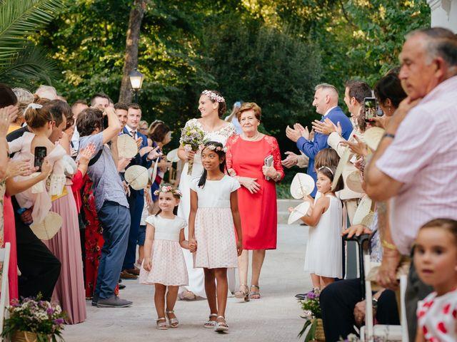 La boda de Álvar y Pilar en Alginet, Valencia 48