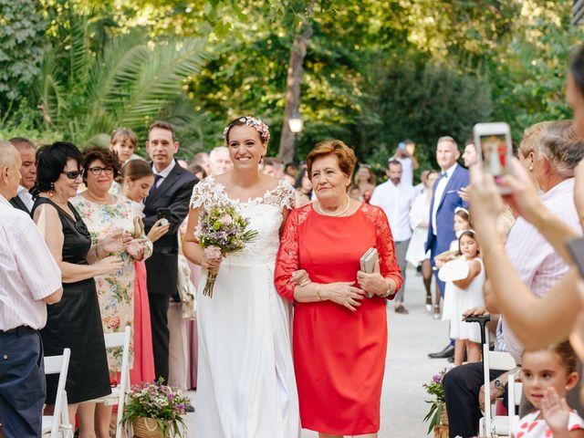 La boda de Álvar y Pilar en Alginet, Valencia 49