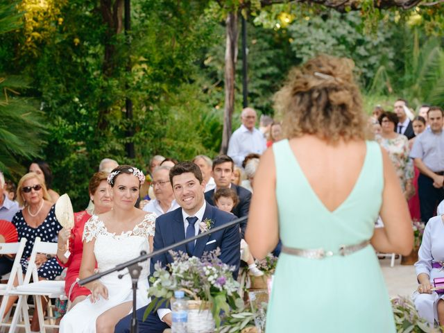 La boda de Álvar y Pilar en Alginet, Valencia 54