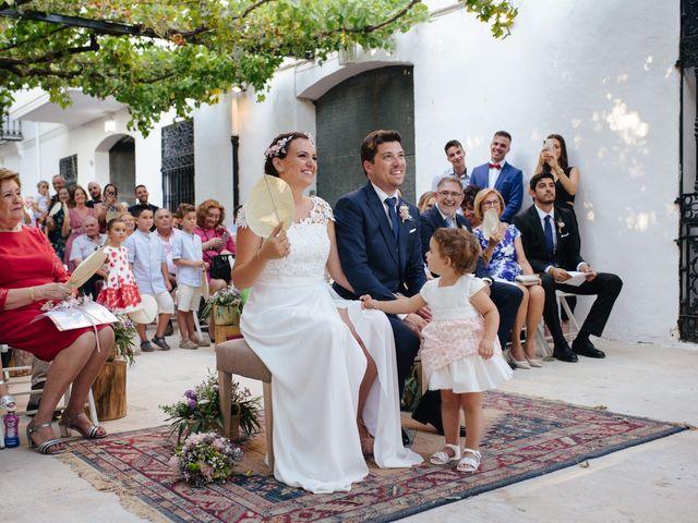 La boda de Álvar y Pilar en Alginet, Valencia 59