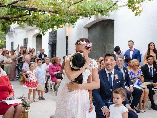 La boda de Álvar y Pilar en Alginet, Valencia 60
