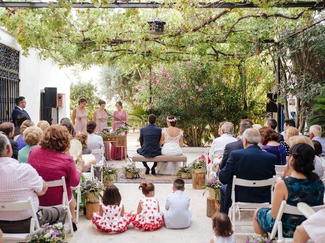 La boda de Álvar y Pilar en Alginet, Valencia 64