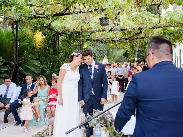 La boda de Álvar y Pilar en Alginet, Valencia 69