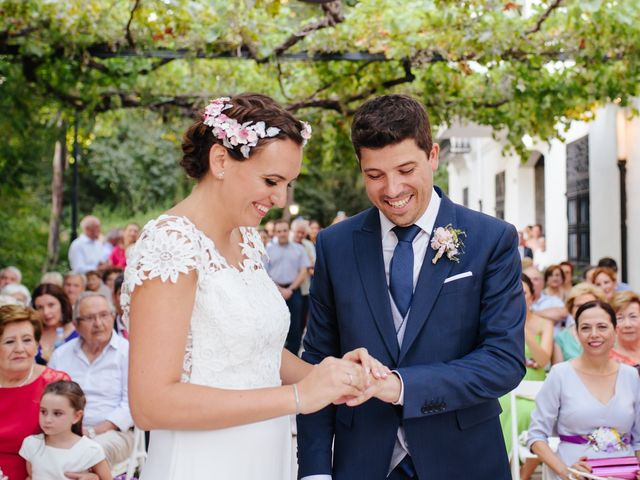La boda de Álvar y Pilar en Alginet, Valencia 72