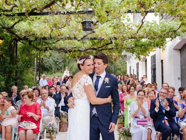 La boda de Álvar y Pilar en Alginet, Valencia 77
