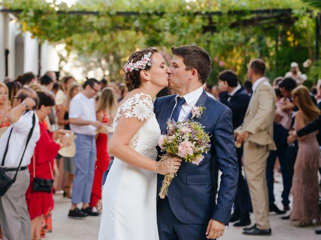 La boda de Álvar y Pilar en Alginet, Valencia 80