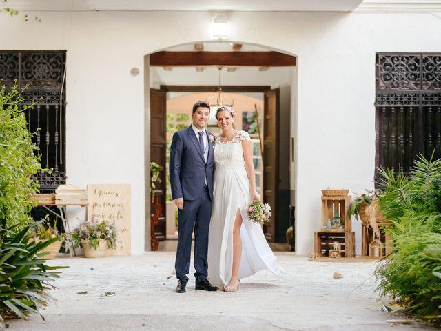 La boda de Álvar y Pilar en Alginet, Valencia 89