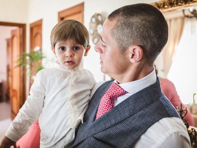 La boda de Marína y Pablo en Benajarafe, Málaga 5