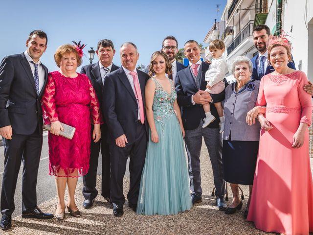 La boda de Marína y Pablo en Benajarafe, Málaga 7
