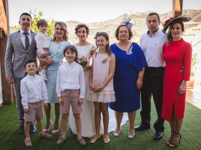 La boda de Marína y Pablo en Benajarafe, Málaga 13