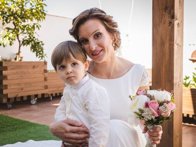 La boda de Marína y Pablo en Benajarafe, Málaga 14