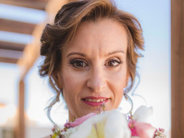 La boda de Marína y Pablo en Benajarafe, Málaga 15