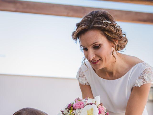 La boda de Marína y Pablo en Benajarafe, Málaga 16