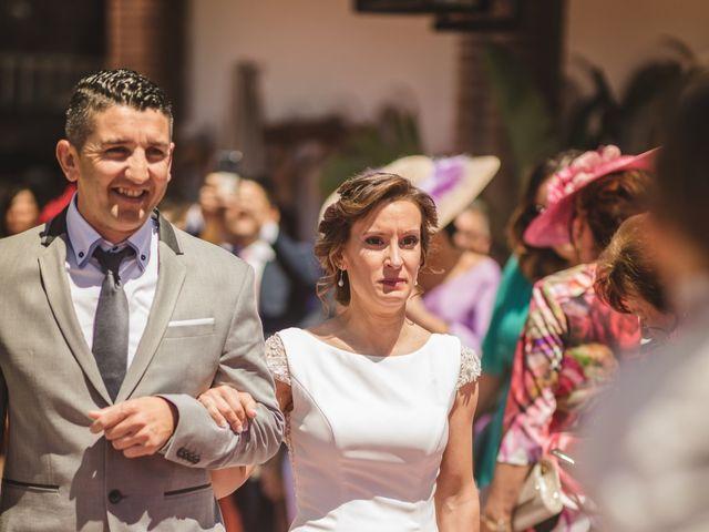 La boda de Marína y Pablo en Benajarafe, Málaga 18