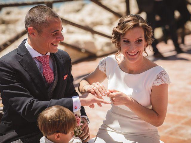 La boda de Marína y Pablo en Benajarafe, Málaga 19
