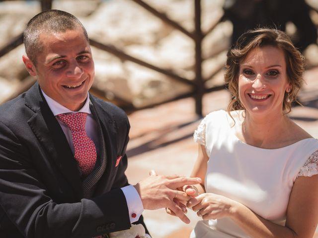 La boda de Marína y Pablo en Benajarafe, Málaga 20