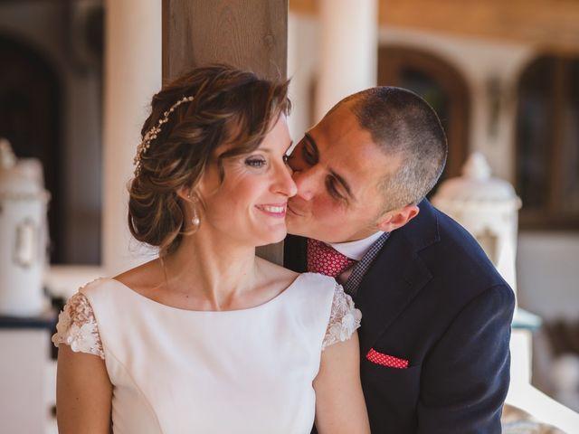 La boda de Marína y Pablo en Benajarafe, Málaga 22