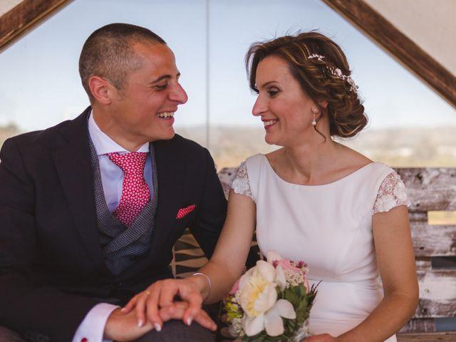 La boda de Marína y Pablo en Benajarafe, Málaga 23