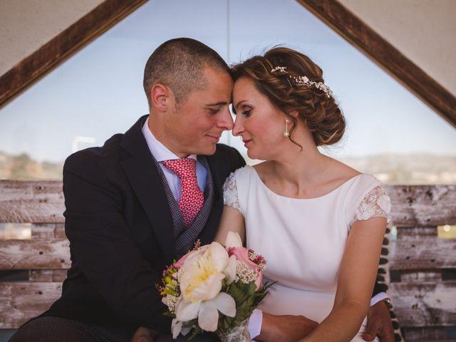 La boda de Marína y Pablo en Benajarafe, Málaga 24