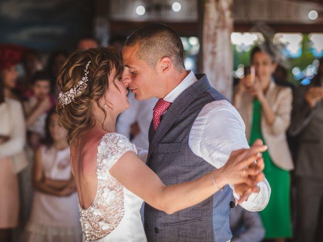 La boda de Marína y Pablo en Benajarafe, Málaga 1