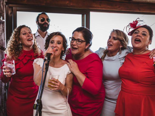 La boda de Marína y Pablo en Benajarafe, Málaga 28
