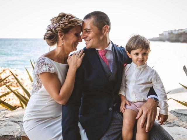 La boda de Marína y Pablo en Benajarafe, Málaga 38