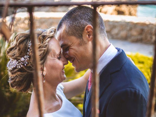 La boda de Marína y Pablo en Benajarafe, Málaga 39