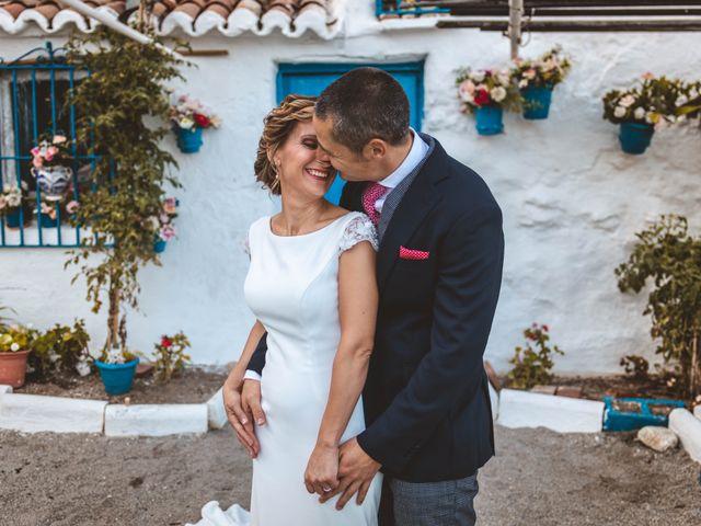 La boda de Marína y Pablo en Benajarafe, Málaga 40