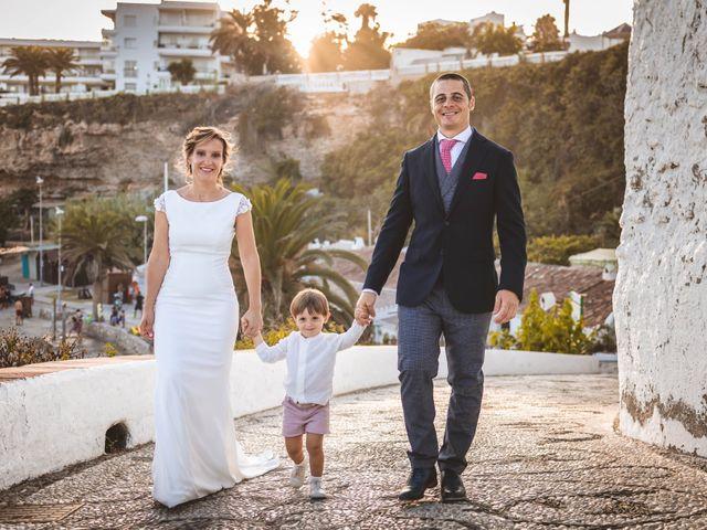La boda de Marína y Pablo en Benajarafe, Málaga 2