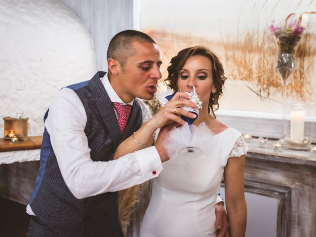 La boda de Marína y Pablo en Benajarafe, Málaga 35