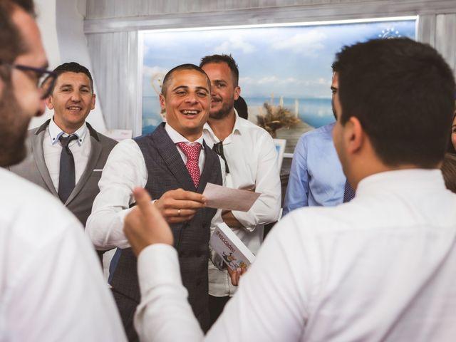 La boda de Marína y Pablo en Benajarafe, Málaga 37